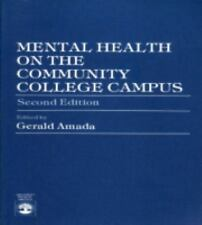 Mental Health on the Community College Campus-ExLibrary