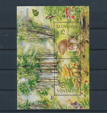 LM35689 Slovenia 1996 plants flora nature mushrooms good sheet MNH