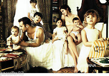 PUBLICITE ADVERTISING 086  2012  Dolce & Gabbana (2p) haute coutu sous vetements