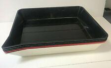 5 Vintage Yankee 8x10 Agitray Plastic Darkroom Photo Developing Trays