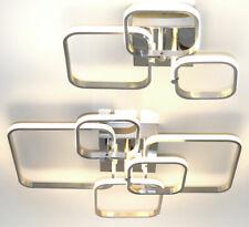 LED Deckenlampe Deckenleuchte Rechteck Lampe Leuchte 32-45W Neutral Warm Weiß