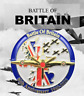 Battle of Britain 80th Years Spitfire Remembrance Day Poppy Enamel Pin Badge