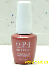 OPI GelColor PERU Collection Perú- GC P37- Somewhere Over The Rainbow Mountains