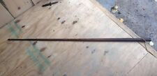 Vintage Homemade Fishing Pole , Shabby Art, Pool Stick   Stamped 19