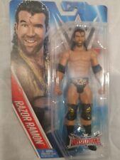 """WWF WWE Wrestlemania Razor Ramon, 6"""" Action Figure Toys Wrestling New Sealed"""