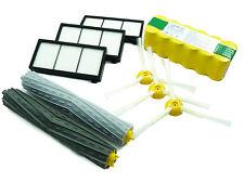 Compl. Set de rechange pour iRobot Roomba 800 il Rand incluse Batterie avec 4500