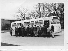 L122 RP 1973 CHICAGO TRANSIT AUTHORITY BUS #0 @ GREENWOOD & MCDANIEL