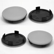 Centro tapas de centro de rueda Ronal Universal Aleación Borde Plástico 4x Tapacubos 57-64