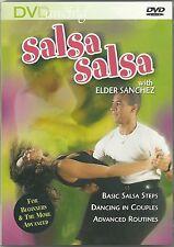 SALSA SALSA DVD DANCING INSTRUCTIONAL