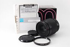 Contax Carl Zeiss Makro Planar 100mm F2.8 W/Box ''Excellent++'' From Japan [817]