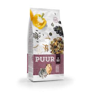 PUUR Hamster Mixture 400g - Gourmet muesli for hamsters mealworms / sunflower se