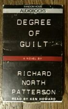 Degree of Guilt by Richard North Patterson Audiobook (Cassette, 1992)