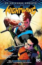 NIGHTWING VOL #3 NIGHTWING MUST DIE! TPB Collecting #16-21 DC Rebirth Comics TP