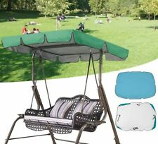 Waterproof Top Cover Canopy For Garden Courtyard Swing Chair Hammock Awning New