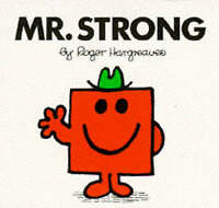 Mr. Strong (Mr. Men Library), Hargreaves, Roger | Used Book, Fast Delivery