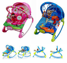 CARE Baby Rocking Chair Rocker Bouncer Reclining Chair Soothing Music Viberation