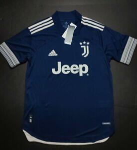 Adidas Juventus 2020-21 Away Authentic Soccer Jersey Size Medium FN1007