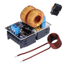 5V-12V Low Voltage Zvs Induction Heating Power Supply Module + Heater Coil New