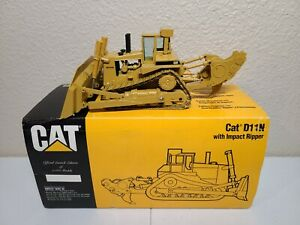 Caterpillar Cat D11N with Impact Ripper - Conrad 1:50 Scale Model #2854 New!
