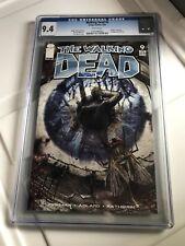 The Walking Dead Comic 9 Image CGC 9.4