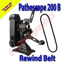 Pathescope 200B 9.5mm Cine Proyector Cinturón Cinturón de rebobinado ()