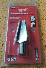 MILWAUKEE 48-89-9110 9/16-INCH TO 1-INCH 3/8-INCH SHANK HOLE ENLARGING STEP DRIL
