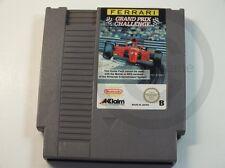 !!! NINTENDO NES SPIEL Ferrari Grand Prix, gebraucht aber GUT !!!