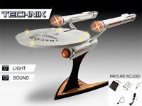 REVELL Star Trek USS Enterprise NCC-1701 1:600 Space Model Kit 00454