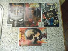 Lot of 4 Comics - DC Vertigo - 1993 Scarab 1 to 4 - NM