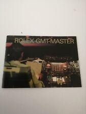 Rolex Libretto Gmt