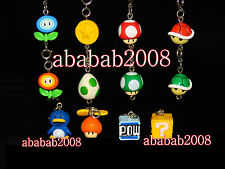 Takara Tomy Super Mario Bros Wii Swing figure gashapon (full set of 12 figures)