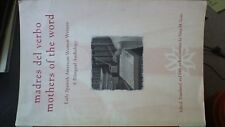 Madres del Verbo/Mothers of the Word by Scott ISBN 0-8263-2144-5