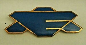 Babylon 5 Earth Alliance Logo Chest Uniform Enamel Pin -new