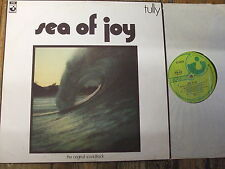 SHVL 605 Tully - Sea of Joy - rare Austalian Psych surf LP