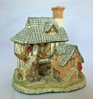 David Winter Cottage - 1985 Made in England Collectible - Coopers Cottage
