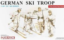 Dragon 6039 1/35 German ski troupe