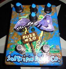 "Sal'tripin Pedal Co. ""The Wonderland Fuzz"" #10 boutique fuzz pedal"