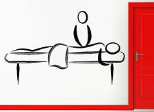 Vinyl Decal Wall Sticker Massage Salon Decoration Spa Beauty Salon Decor (z1127)