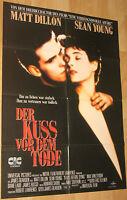 """Der Kuß vor dem Tode """"A Kiss Before Dying"""" Filmplakat / Poster A1 ca 60x84cm"""