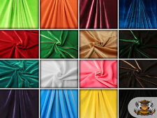 """Stretch VELVET Fabrics / 58"""" Wide / Sold by the yard"""