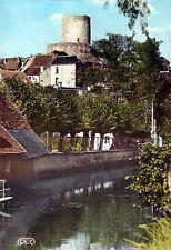36 Chatillon sur Indre - Le Jardin Public. La Tour
