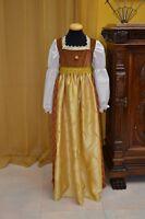 Costume Teatrale Abito Storico Abito d'Epoca Costume Storico Medioevo cod.MB101
