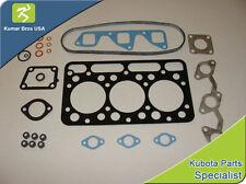 New Kubota D1402 Upper Gasket Kit
