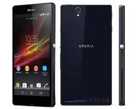 Negro  5'' Sony Ericssion Xperia Z C6603 4G 13MP 16GB Libre Telefono Movil NFC