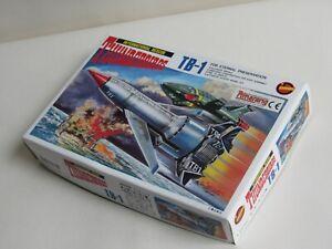 Thunderbird 1 (TB1) :: IMAI Plastic Model Kit 1992 (Gerry Anderson Thunderbirds)