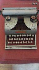 ancienne machine à écrire jouet dacty baby vintage typewritter toy