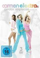 Carmen Electra - Aerobic Striptease Vol 1-3 (3 DVDs) | DVD | Zustand gut