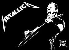 Metallica Poster Length 800 mm Height: 600 mm SKU: 9354