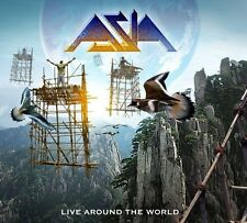 Asia - Live Around the World [New CD] Digipack Packaging