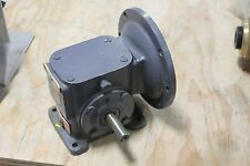 NEW BROWNING WORM GEAR SPEED REDUCER 133C1-LR15E-8410 RATIO 15-1 MODEL F
